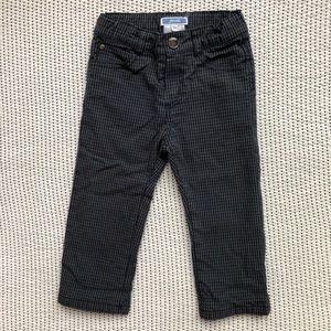 Jacadi checked pants size 18m